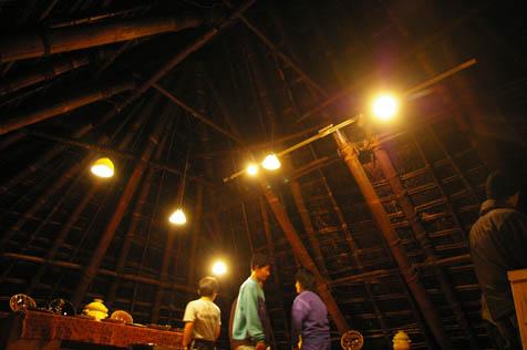 茅葺き屋根のギャラリー