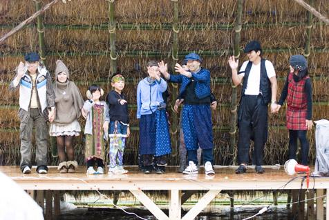 淡河そら祭り 裏神戸コレクション