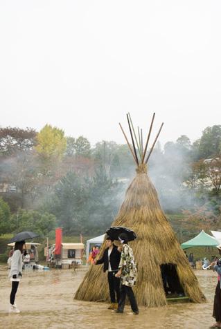 淡河そら祭り 原初の風景