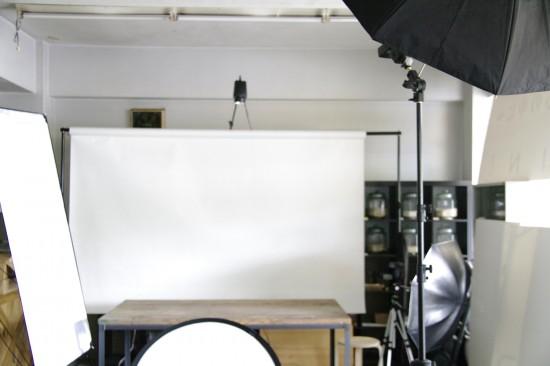 cottの写真スタジオ