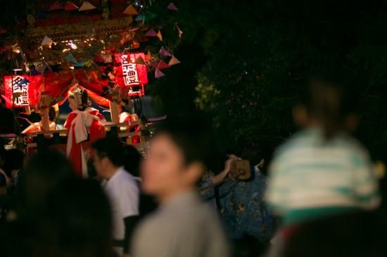 歳田神社秋期例大祭