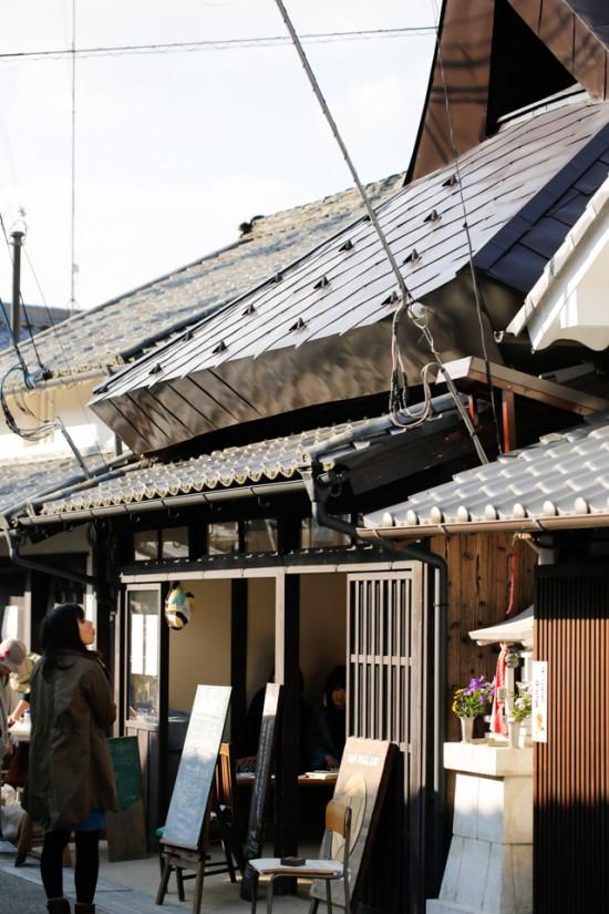 篠山のカフェ