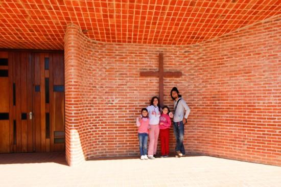 Atlantidaの教会