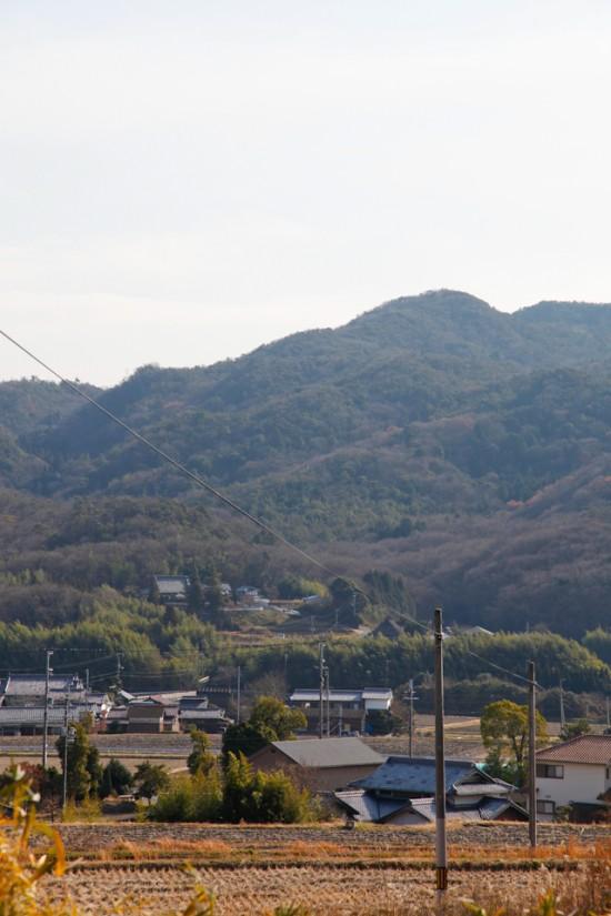淡河町勝雄の風景