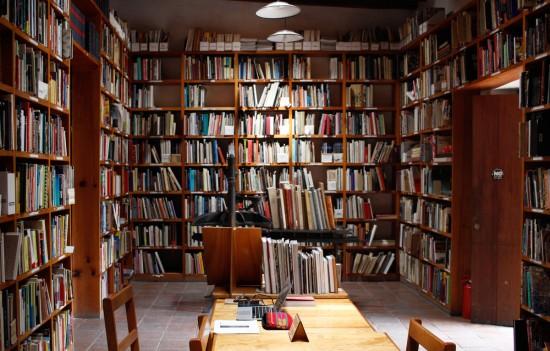 Biblioteca del Instituto de Artes Gráficas de Oaxaca
