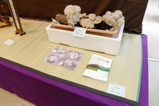 淡河町文化祭にて淡河帖を展示