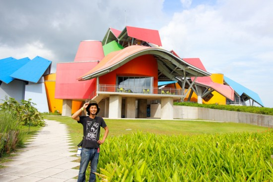 BIO MUSEO, Panama City