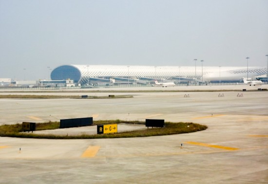 shenzhen bao'an international airport-expansion t3