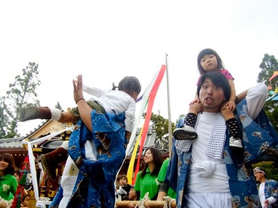 淡河八幡祭り