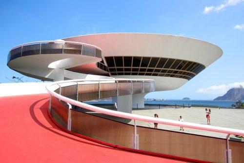 "Day229: Rio de Janeiro ""Niemeyer District"""