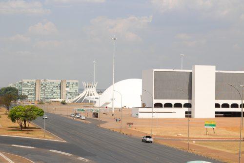"Day237: Brasilia ""Supermarket of Niemeyer 2"""