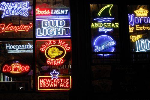 """Day287: Philadelphia """"Neon"""""""