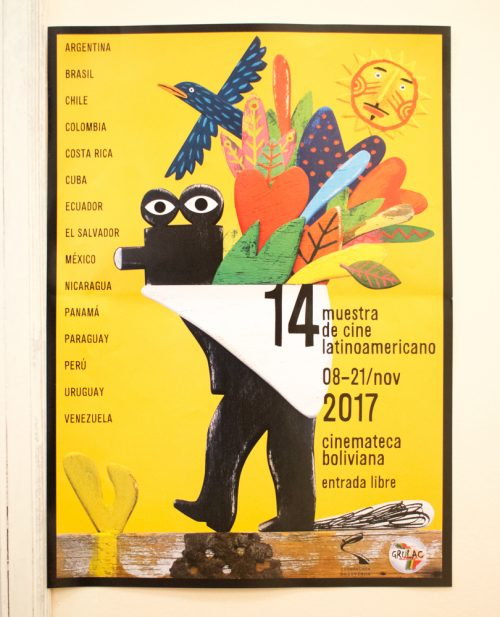 "Day266: La Paz ""The Most Favorite Poster Made in Latin America"""