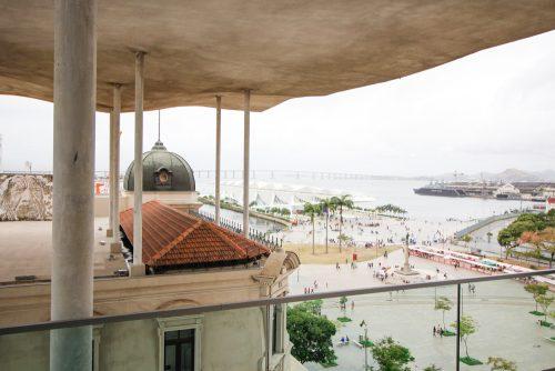 """Day231: Rio de Janeiro """"Free-form Connection"""""""