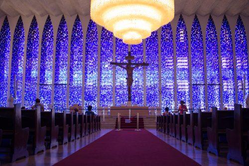 "Day234: Brasilia ""light fulfill spirits"""